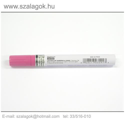 Deco Color lakkfilc 2mm  PINK
