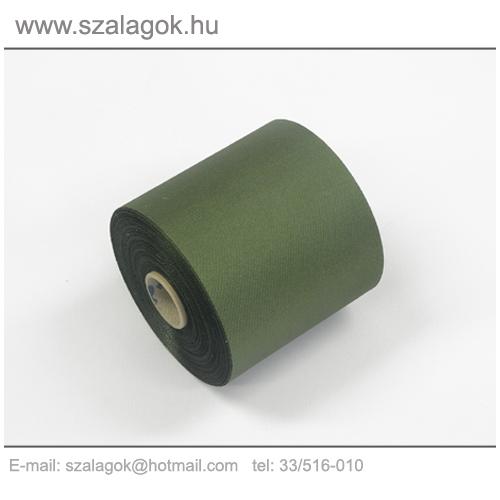 9cm-es zöld feliratozható szalag
