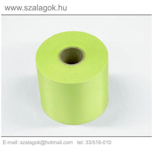 7cm széles szatén szalag 25m C04-almazöld 7a1bcde5ad