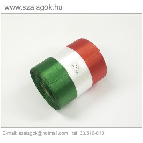 7cm-es Nemzeti feliratozható szalag