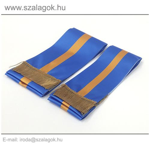 12 X 200cm-es Székely szalag, arany rojtos - 2db/cs