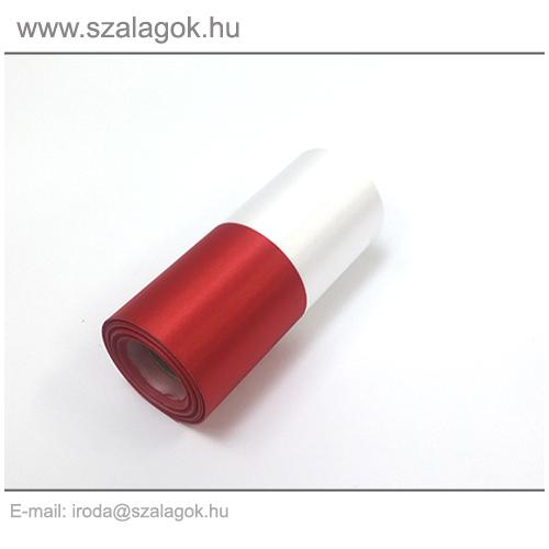 12cm-es Lengyel nemzeti szalag 10m / tekercs