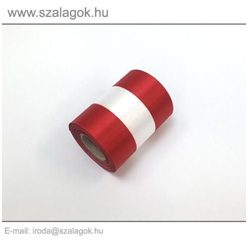7cm-es Osztrák nemzeti szalag 10m / tekercs